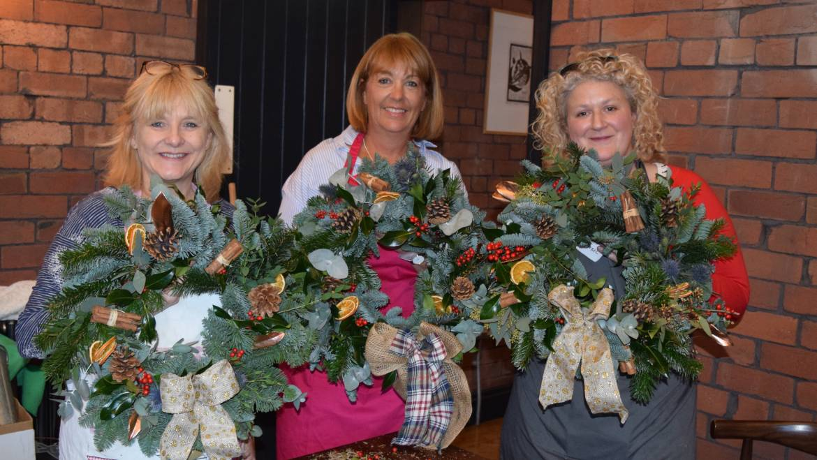 Wreath Making Workshop