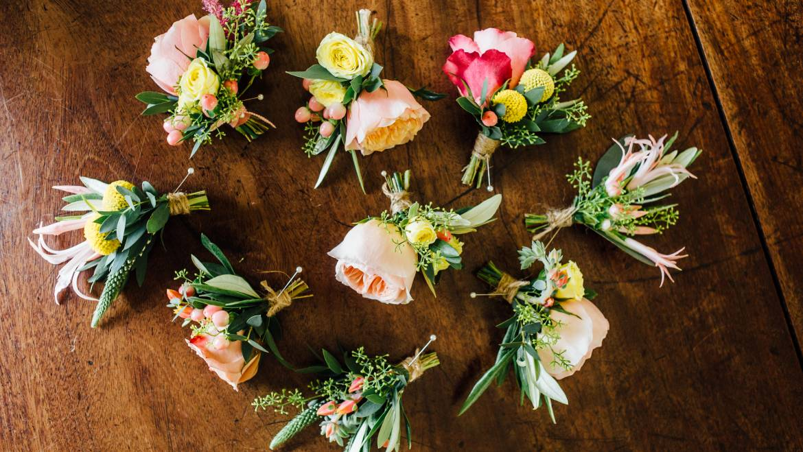 Our wedding style and ethos