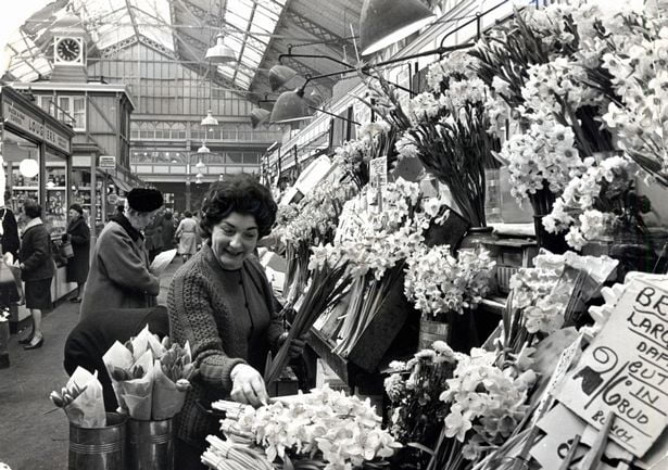 History of Cardiff Indoor Market